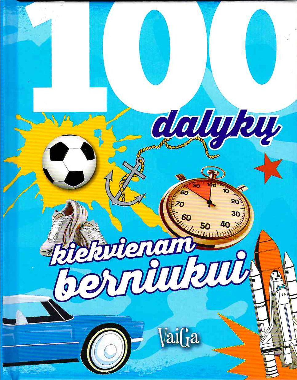 100 dalykų kiekvienam berniukui