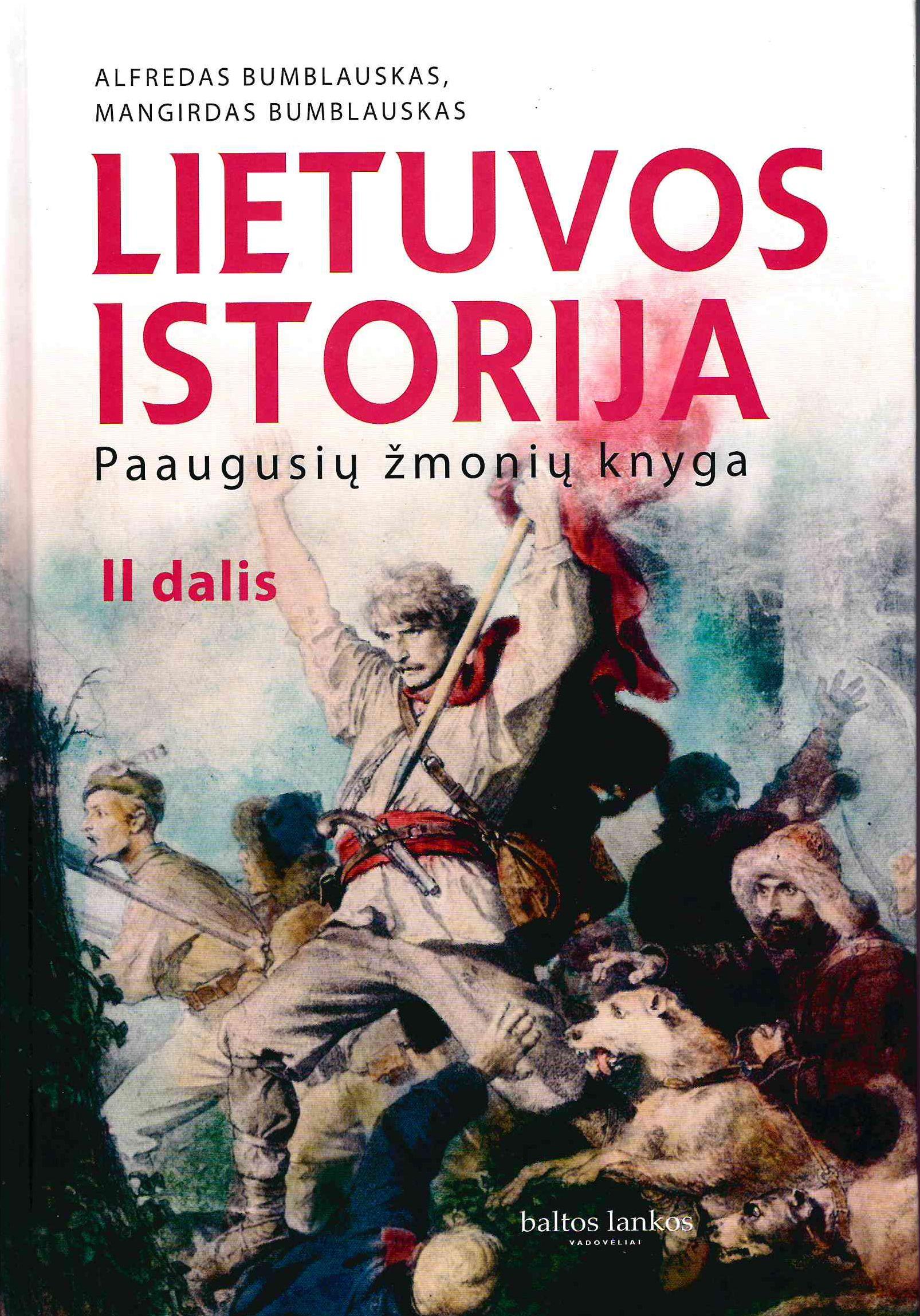 Lietuvos istorija. D. 2